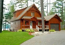 Log Manufactured Homes Prefab Log Cabins Sale Modular Home