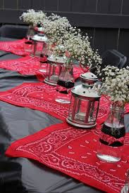 Graduation Table Decorations To Make by Best 25 Western Party Centerpieces Ideas On Pinterest Cowboy