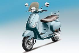 Vespa 70th Anniversary Edition