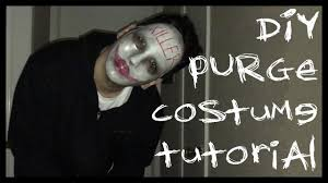 Purge Halloween Mask Amazon by The Purge Halloween Costume