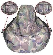 Ocean-Tamer Xtreme Hunters Edition Bean Bag - Camouflage Beanbag For ... Waterproof Camouflage Military Design Traditional Beanbag Good Medium Short Pile Faux Fur Bean Bag Chair Pink Flash Fniture Personalized Small Kids Navy Camo W Filling Hachi Green Army Print Polyester Sofa Modern The Pod Reviews Range Beanbags Uk Linens Direct Boscoman Cotton Round Shaped Jansonic Top 10 2018 30104116463 Elite Products Afwcom Advantage Max4 Custom And Flooring