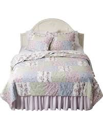 Simply Shabby Chic Bedding by Christmas Savings On Simply Shabby Chic Ditsy Patchwork Quilt