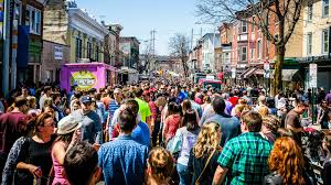 100 Philly Food Trucks Manayunk StrEAT Festival Restaurant Week Visit