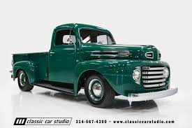 1949 Ford F1 Pickup | Classic Car Studio 4x4 F150 Mountain Bedside Vinyl Decal Ford Truck 082017 Roe Find Of The Week 1951 Ford F1 Marmherrington Ranger Big Truck Envy Chucks F7 Coleman Enthusiasts Forums 1949 To For Sale On Classiccarscom For Panel Pick Up Meadow Green And Vintage Trucks Rodcitygarage Hot Rod Network Wheels Yogi Bear 2 Car Set 64 Gmc 49 Pickup Fine Line Interiors Mike Newhard Dons Old Page Trucks Pinterest Cars