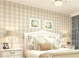landhausstil schottischen plaid tapeten vintage reine papiertapete für wohnzimmer grid tapete für schlafzimmer papel de parede