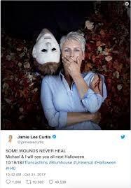 Halloween Jamie Lee Curtis Remake by Is Zac Efron In U201challoween U201d 2018