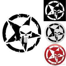 2019 Auto Car Punisher Star Skull Pentagram Sticker Vinyl Decal ... The 2nd Half Price Firefighter Skull Car Sticker 1915cm Car Styling 2 Metal Mulisha Girl Skulls Bow Vinyl Decals 22 X Window Truck Army Star Military Bed Stripe Pair Skumonkey 2019 X13cm Punisher Auto Sticker Pentagram Cg3279 Harleydavidson Classic Graphix Willie G Decal Pistons Hood Matte Black Ram F150 Pin By Aliwishus On Skulls Flags Pinterest Stickers And Decalset Hd Skull American Flag Backround Cg25055 Die Cutz High Quality White Deer Rack Wall Etsy Unique For Trucks Northstarpilatescom Buy Shade Tribal Graphics Van