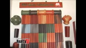 Monier Roof Tile Colours by Cpac Monier Concrete Roofing Solutions Youtube
