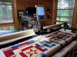 Longarm Quilting Services Home