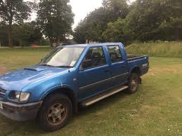 Isuzu Rodeo Double Cab Pickup 2.5 TD | In Bridge Of Earn, Perth And ...
