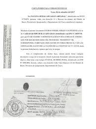 Amplia Carta De Poder Wwwmiifotoscom
