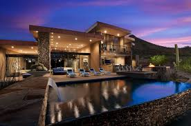 100 Contempory Home Spectacular Contemporary Dream Home Immersed In The Arizona Desert