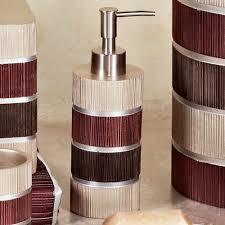 Betty Boop Bath Set by Bath Accessories Ceramic Set Burgundy Feather Bathroom Rugs Shower