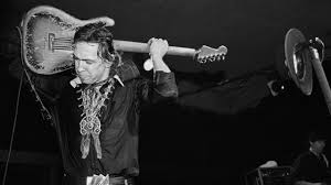 Stevie Ray Vaughan I Was Recording Without Drugs And Nervous As Hell