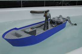 illustrated tutorial powerboat seaworthiness a lego creation by