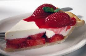 Serves 8 PIE FILLING 1 quart fresh medium strawberries 8 packets Equal sweetener divided Pastry for single crust 9 inch pie baked 1 package 8 ounces