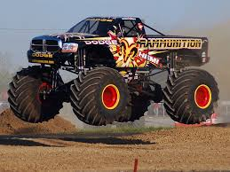 Need Tickets To O'Daniel Ram Monster Truck Show? | ODZ JEEP JAM