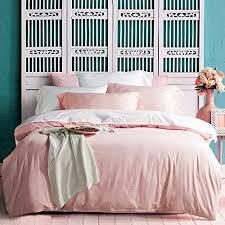 Light Pink Bedding Amazon