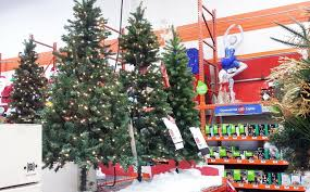 Home Depot Ge Pre Lit Christmas Trees by Christmas Christmas Trees Home Depot Awesome Honolulu The