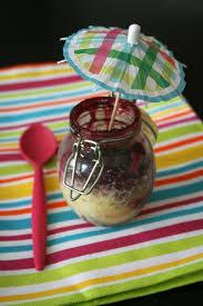 dessert pour 15 personnes moelleux coco fruits rouges en verrine idée de dessert pour un