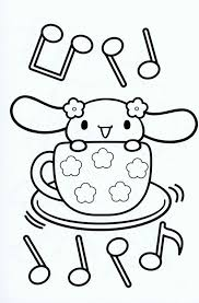 Hello Kitty Coloring Page Pages Of Epicness