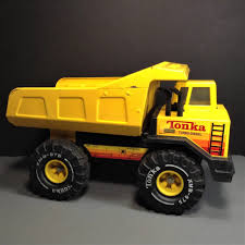 Mighty Tonka Dump Truck, Tonka Mighty Dump Turbo Diesel #3901 ...
