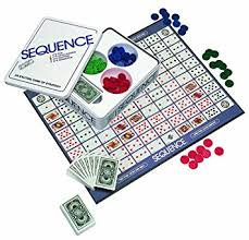 Amazon Sequence Tin Toys Games