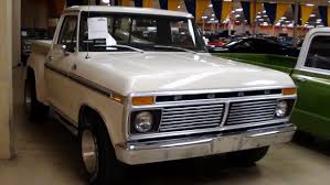 1977 Ford F100 Stepside Pick-up - YouTube