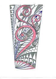 Polynesian Tribal Forearm Tattoo By Thehoundofulster