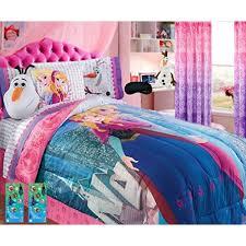 Amazon New Disney Frozen Twin Bedding SUPERSET forter