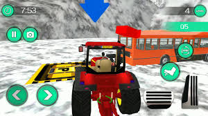 100 Truck And Tractor Pulling Games Chained Pull Bus Game Hauling Simulator 2