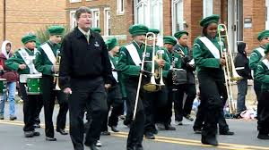 Where Does The Emmaus Halloween Parade Start by South Mountain Middle Band Allentown Halloween Parade