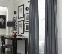 Ceiling Mount Curtain Track Canada by How To Hang Curtains From The Ceiling Without Drilling Easy
