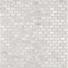 splashback tile pitzy 75 x 31 glass pearl shell mosaic tile in