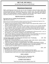 Best Store Manager Resume Example RecentResumes