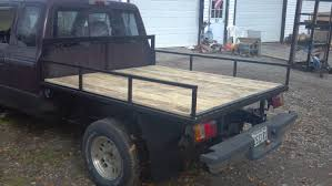 Flatbed How To Build And Walk Around - Ford Ranger 93 - YouTube Bradford Built Truck Beds Go With Classic Trailer Inc Flat North Central Bus Equipment Bedsbale Jost Fabricating Llc Hillsboro Ks Flatbed Truck Wikipedia New Pj Gb Pickup Flatbedsbumpers Risks Of Trucks Injured By Trucker Work Bed Economy Mfg Industrial 3000 Series Alinum Trailers And Truckbeds