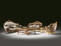 klassisches wohnzimmer möbel intarsien sofa idfdesign