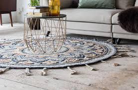 runde teppich für das wohnzimmer kaufen goossens