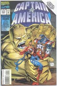 Punching Hitler Since 1941 The History Of Captain America In Covers Hooded Utilitarian
