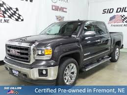 Certified Pre-Owned 2014 GMC Sierra 1500 SLT Crew Cab In Fremont ... 2014 Gmc Sierra 1500 4wd Crew Cab 1435 Denali Truck Short Front Bumpers Add Offroad Top Speed Exterior And Interior Walkaround 2013 La Review Notes Autoweek Red Deer Used Vehicles For Sale Double Pictures 4 Door Pickup In Lethbridge Ab L Price Photos Reviews Features