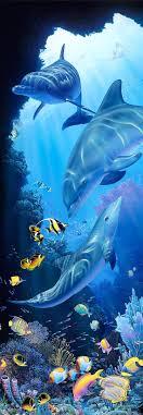 100 Christian Lassen Artist Dolphin Sanctuary Riese
