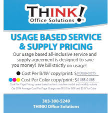 Office Solutions Denver Copier Konica Sales Color MFP