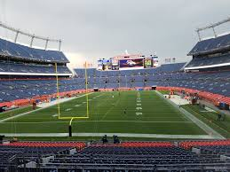 Sports Authority Field Section 113 RateYourSeats