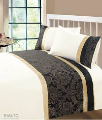 White And Black Bedding by Yellow And Black Bedroom Decor Decorate My House
