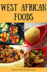 West Africa Has A Distinctive Traditional Cuisine That Varies From Region To But