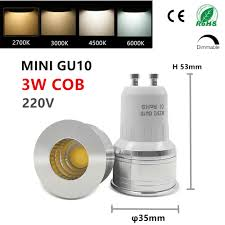 top 8 most popular led mr16 mini list and get free shipping