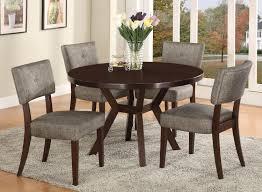 Crown Mark Kayla 5 Piece Dining Table and Chair Set Bullard