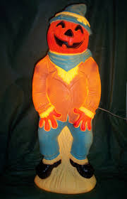 Halloween Blow Molds 2013 by Vintage Union Don Featherstone Turkey Blow Mold Light Blow