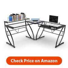 zline desk zline designs kora lshaped desk image of z line