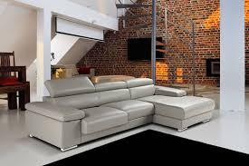 nicoletti canapé canapé moderne droit ou angle pacifico canapé en tissu haut de
